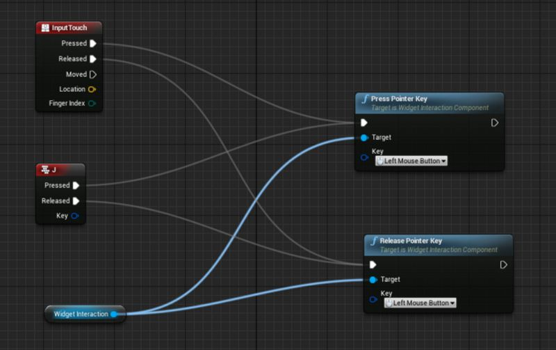Unrealed cgwiki player controller blueprint widgetg malvernweather Image collections